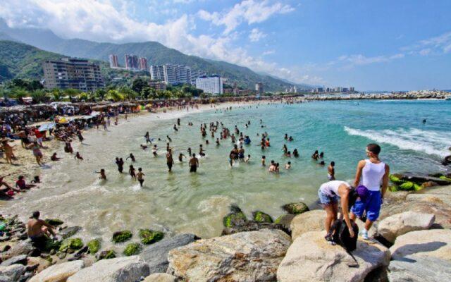 El Sumario - Playas y espacios públicos de La Guaira continuarán cerrados