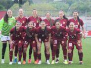 El Sumario - Encuentro entre Vinotinto femenina y Argentina terminó con empate a 0
