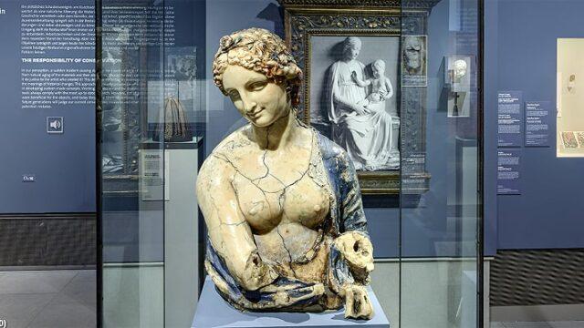 El Sumario - Escultura del Busto de Flora no fue realizada por Leonardo Da Vinci
