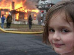 """El Sumario - El meme """"Disaster Girl"""" se vende como NFT por 500.000 dólares"""