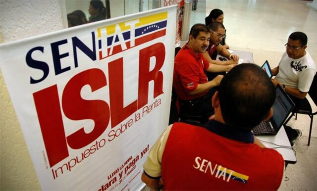 El Seniat aumentó el valor de la unidad tributaria