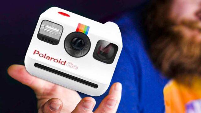 El Sumario - Polaroid presentó su cámara analógica instantánea más pequeña