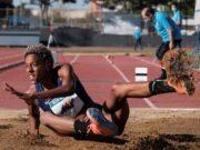 Yulimar Rojas consigue mejor marca mundial del año con un salto de 15,14 metros