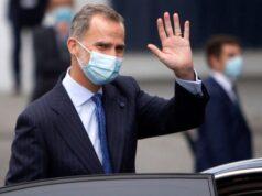 El Sumario - El rey Felipe VI recibió la vacuna contra el coronavirus en Madrid