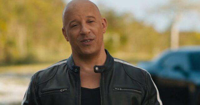 El Sumario - Vin Diesel celebra el regreso al cine de