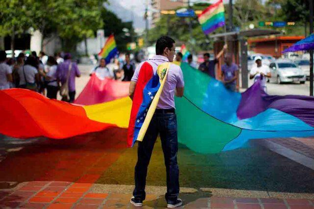 El Sumario - La comunidad LGBTI de Venezuela exige inclusión y respeto a sus derechos