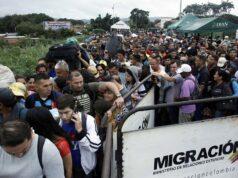Venezuela espera un retorno masivo de migrantes desde Colombia