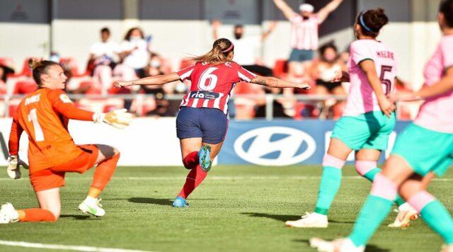 El Sumario - Deyna Castellanos partícipe en la victoria del Atlético de Madrid ante Barcelona