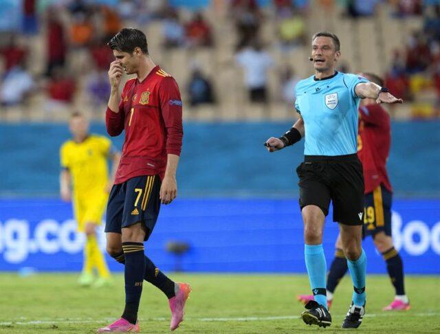 El Sumario - Morata y el césped, los señalados del flojo debut de España