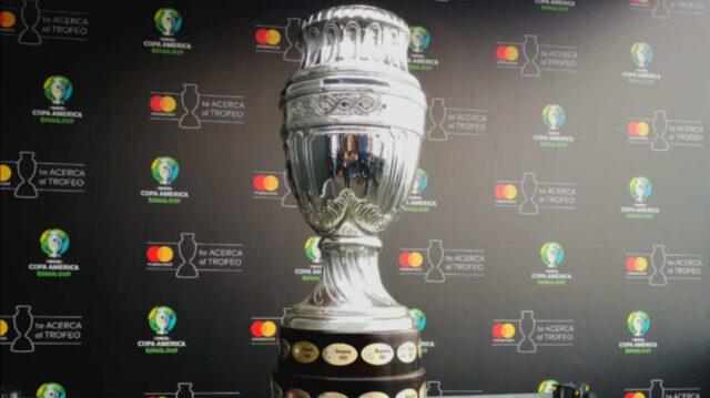 Mastercard descarta patrocinar la Copa América en Brasil
