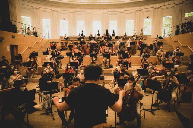 El Sumario - Dudamel reúne en Madrid a los jóvenes de la