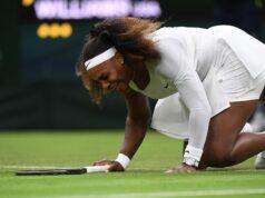 El Sumario - Serena Williams se retira de Wimbledon por una lesión en el tobillo