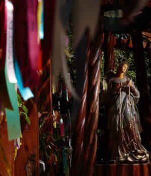 Santuario de la Virgen Desatadora de Nudos: un lugar de paz y recogimiento espiritual