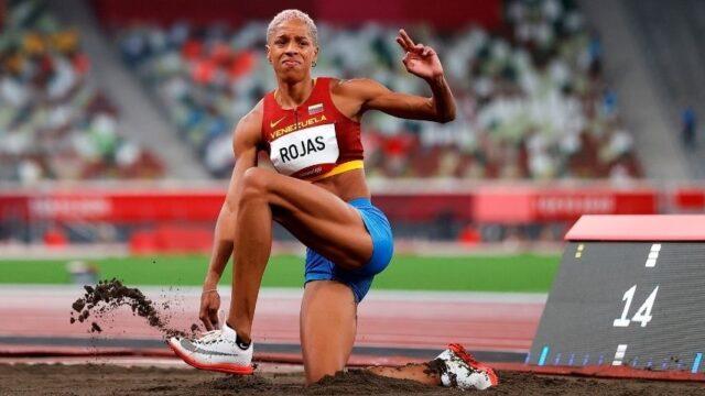 El Sumario - Yulimar Rojas pasó a la final de salto triple