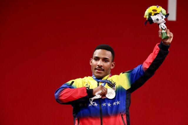 El Sumario - Julio Mayora Logra primera medalla de plata para Venezuela en los JJ.OO.