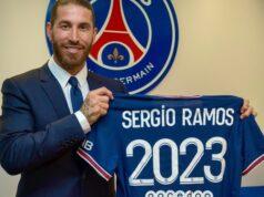 El Sumario - PSG ficha a Sergio Ramos por dos temporadas