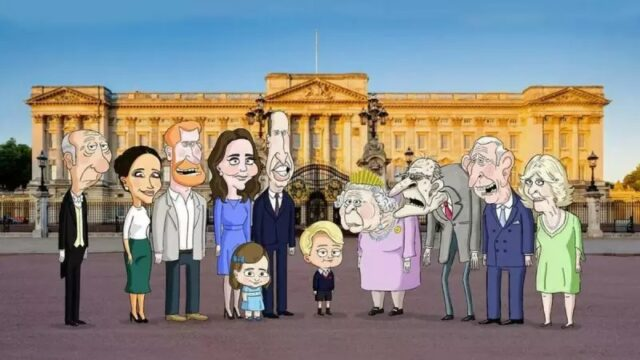 """El Sumario - Serie """"The Prince"""" de HBO Max genera polémica por parodiar al príncipe George"""