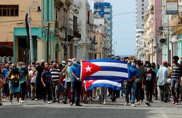 El Sumario - EE.UU. afirma que las protestas de Cuba son