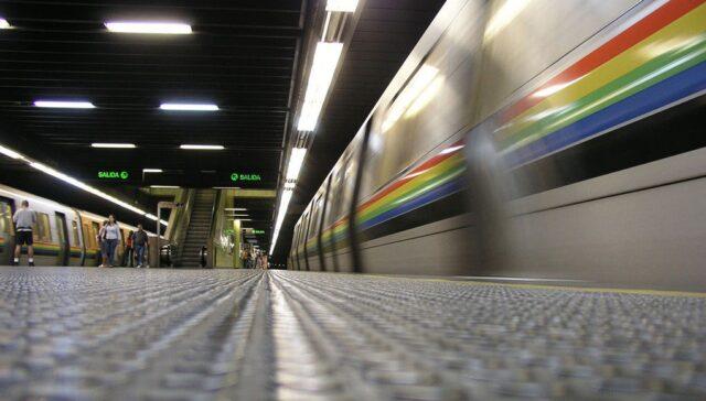 El Sumario - El Metro de Caracas sigue con trabajos de mantenimiento en la línea 3