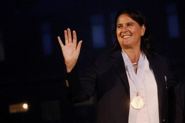 El Sumario - Ingresa al Salón de la Fama del tenis la española Conchita Martínez