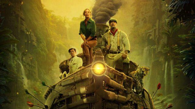 """El Sumario - """"Jungle Cruise"""" triunfa en las taquillas durante su primer fin de semana en EE.UU."""