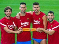 El Sumario - Sergio Busquets es el relevo de Messi como capitán del Barça