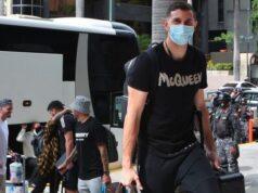 El Sumario - Llegó a Venezuela la selección albiceleste de fútbol