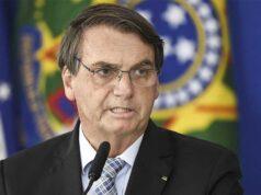 El Sumario - HRW acusa a Bolsonaro de violar la libertad de expresión