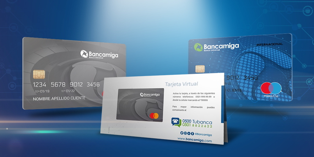 El Sumario - Bancamiga aumenta ventajas con sus tarjetas para uso en Venezuela y el exterior