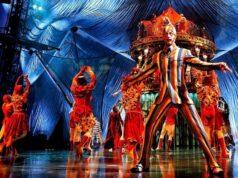 El Sumario - El Cirque du Soleil llevará sus historias a la gran pantalla