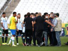 El Sumario - La FIFA lamenta lo ocurrido en el Brasil-Argentina