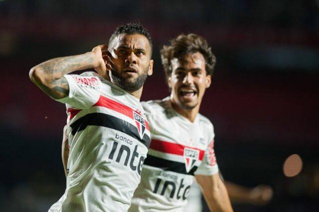 El Sumario - Dani Alves rescindió su contrato con el Sao Paulo