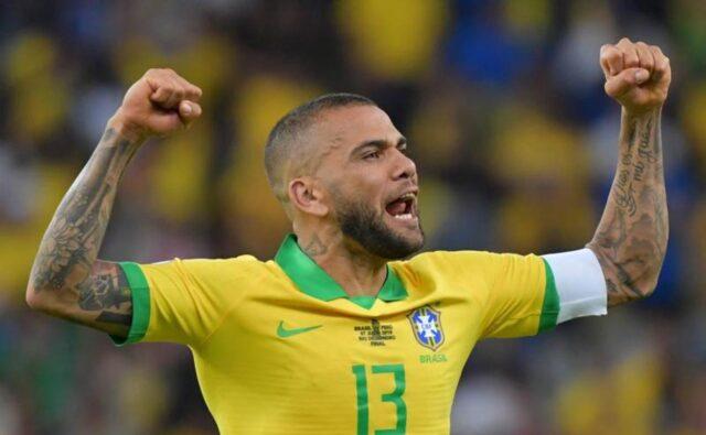 Daniel Alves no fichará con ningún club en lo que resta del año