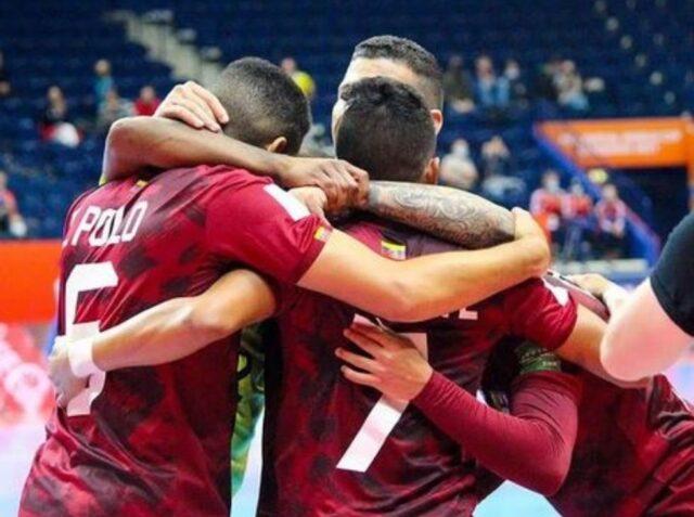 El Sumario - La Vinotinto ya tiene rival en los octavos de final del mundial de Futsal