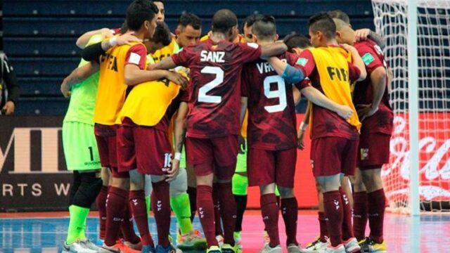 El Sumario - Venezuela buscará su pase a los cuartos de final en el mundial de Futsal