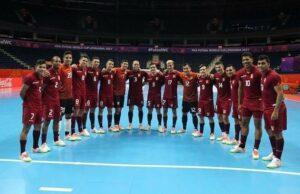 El Sumario - Venezuela se mantiene invicta en el mundial de Futsal en Lituania