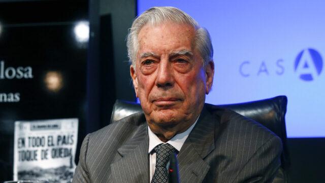 El Sumario - Vargas Llosa presentará docuserie sobre su vida en México