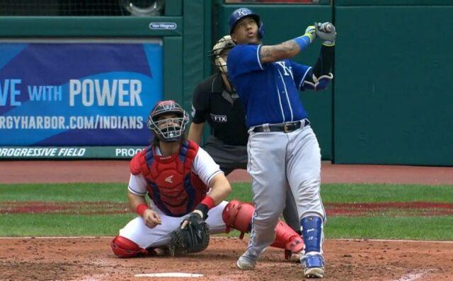 El Sumario - Salvador Pérez implantó nueva marca de cuadrangulares en la MLB