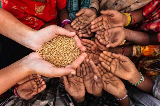 El Sumario - EE.UU. donará US$ 5.000 millones para atajar el hambre en el mundo