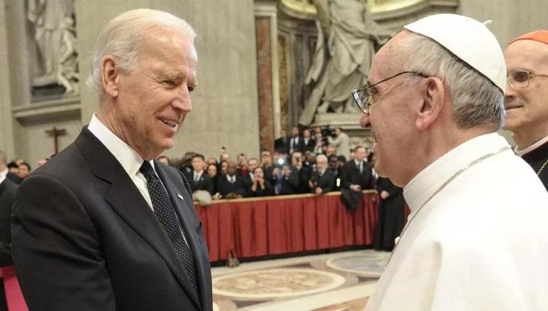 El Sumario - Joe Biden y el papa Francisco se reunirán en el Vaticano