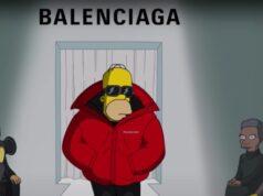 """El Sumario - """"Los Simpson"""" se visten de Balenciaga"""