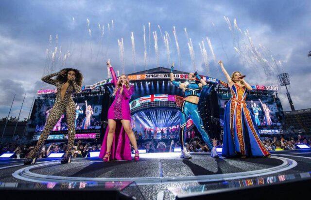 El Sumario - Spice Girls y Universal firman un nuevo acuerdo para futuras giras